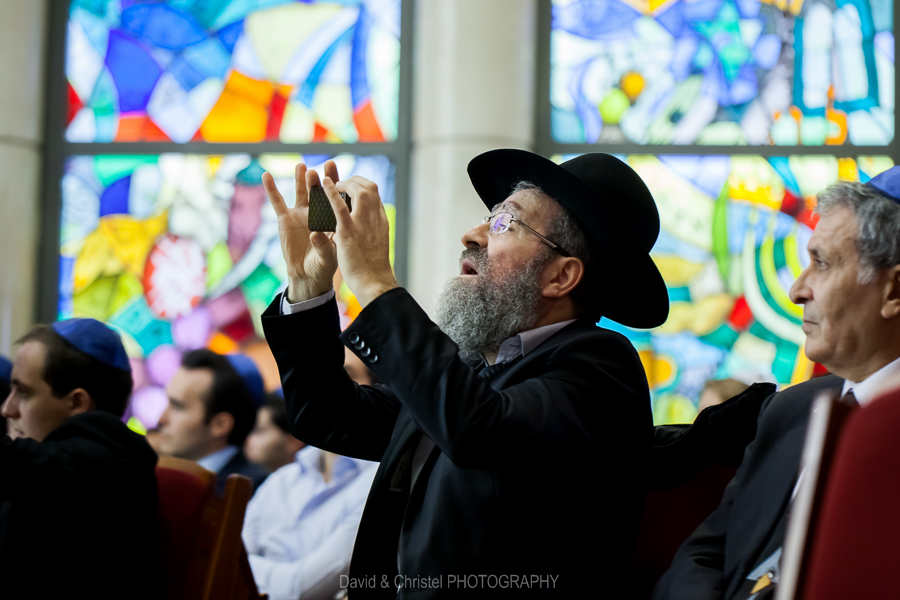 mariage Synagogue de la Paix