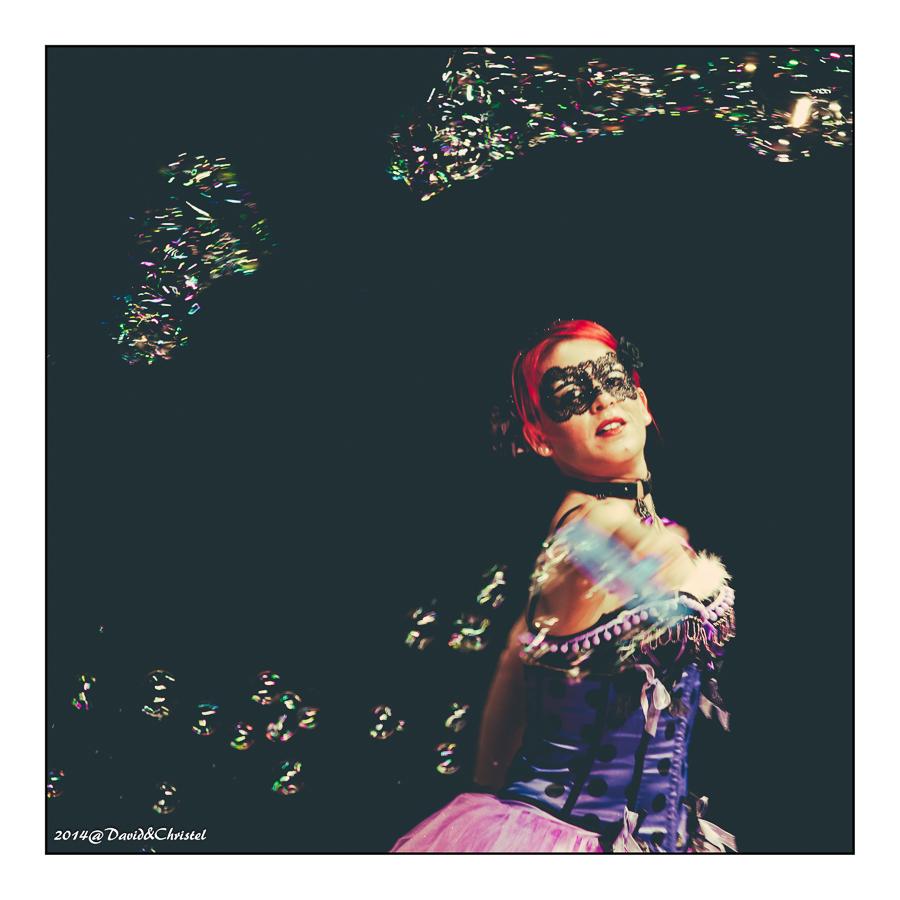 Les Clash'Bonbons – Show burlesque