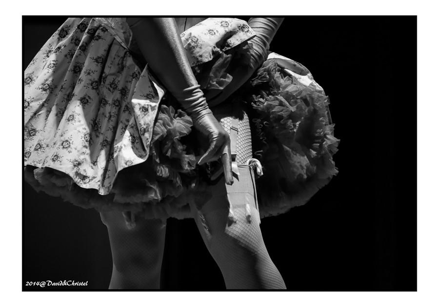 Les Clash'Bonbons – Show burlesque, jingles belles
