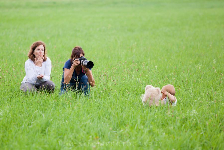 Backstage shooting photographes de mariage et domicile for Shooting photo exterieur
