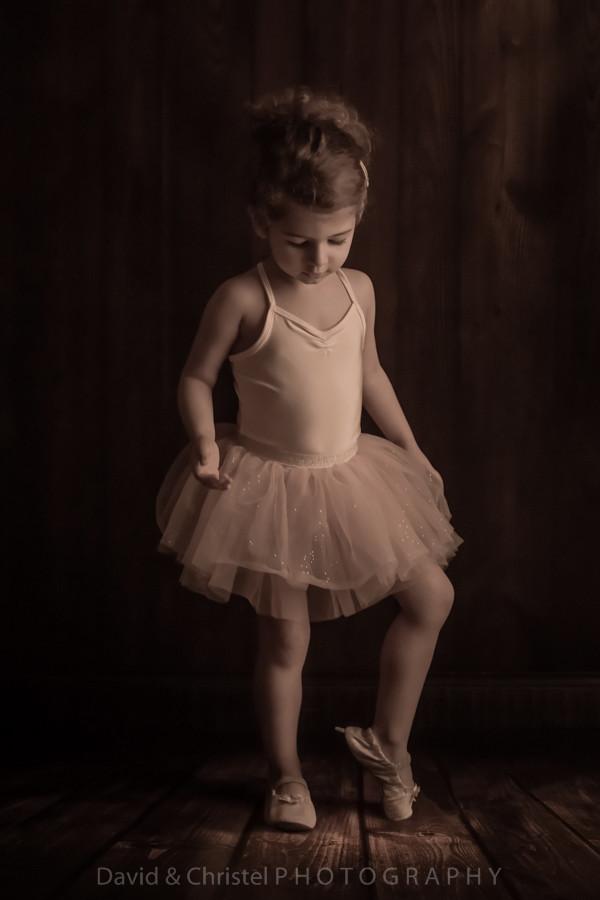 photo artistique d'enfant