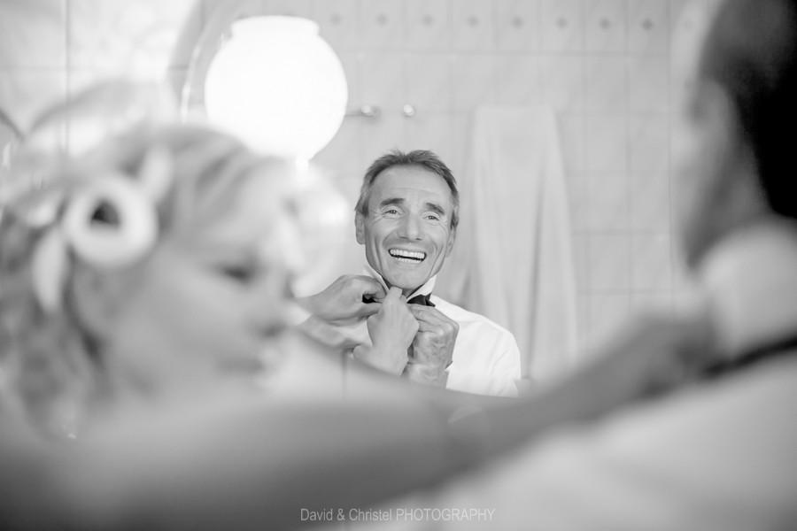 preparatif du marié