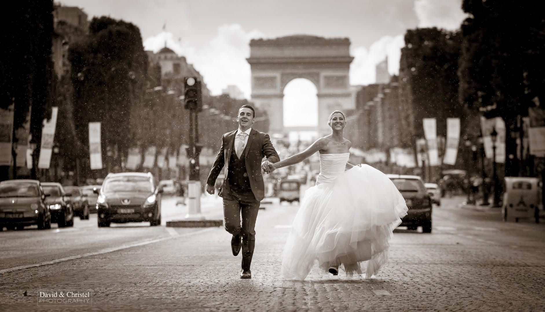Photographe de mariage en France
