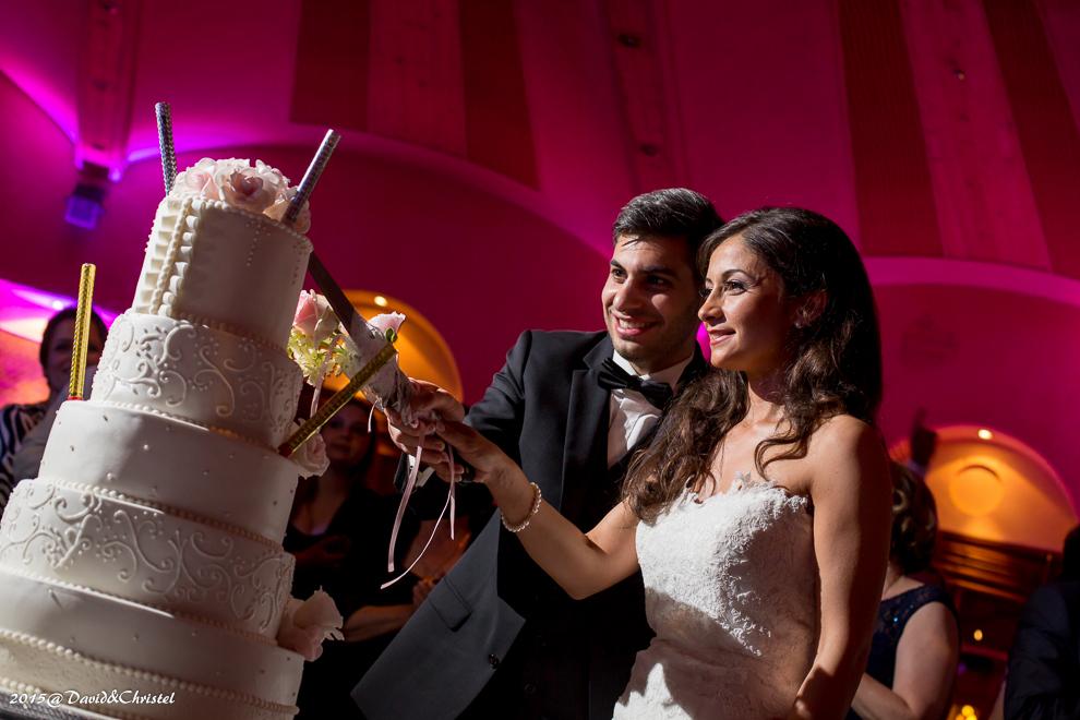 gateau des mariés