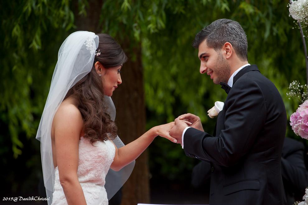 Mariage à Offenburg de Marie et Armin
