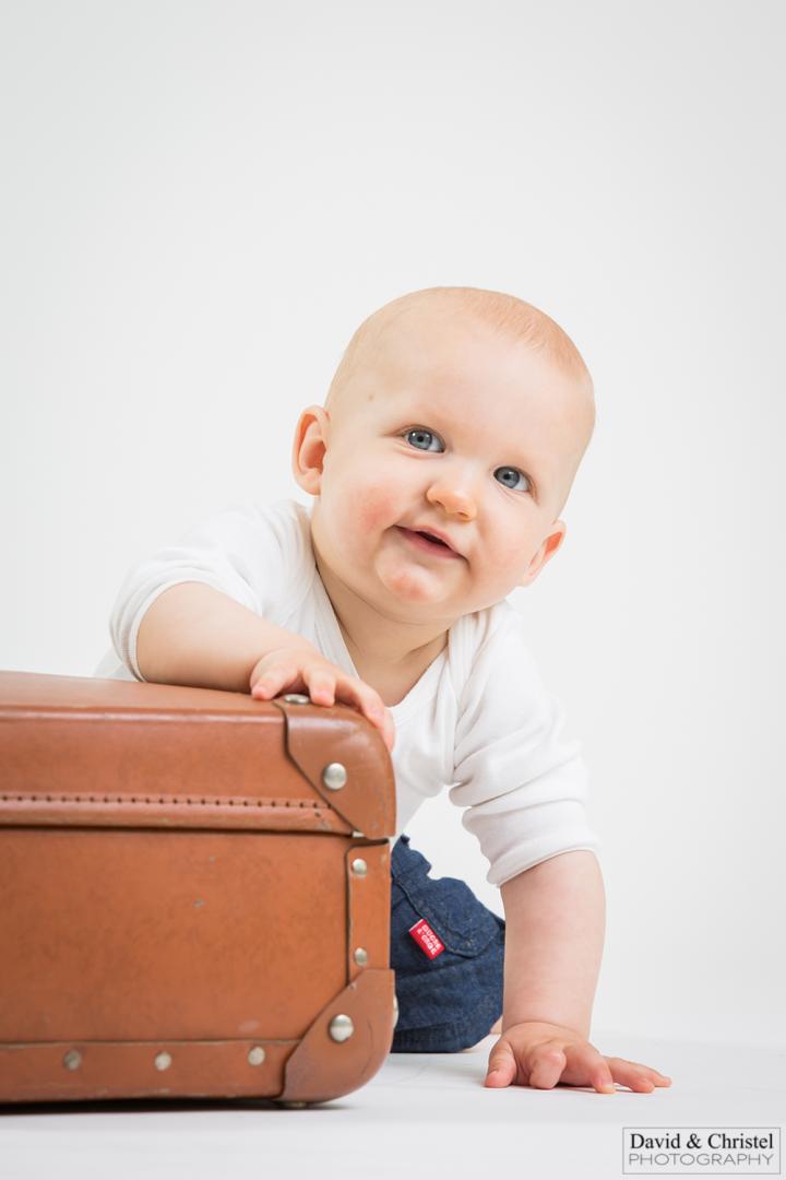 photo studio portrait enfant