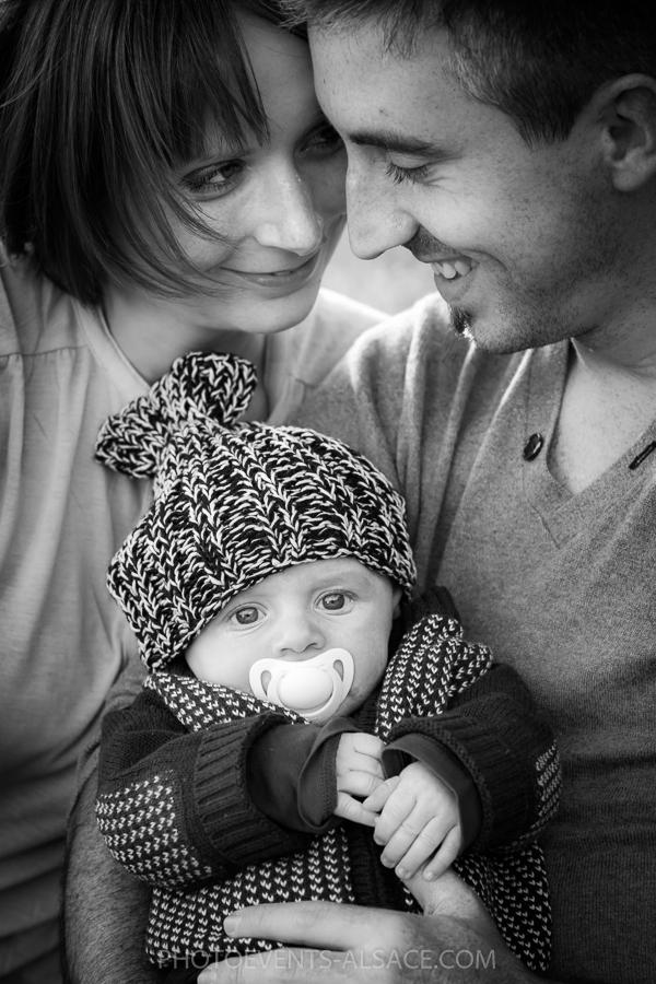 séance photo grossesse et nouveau né en extérieur