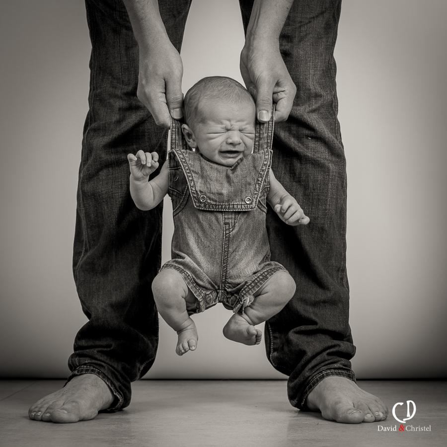 Photo d'un nouveau-né
