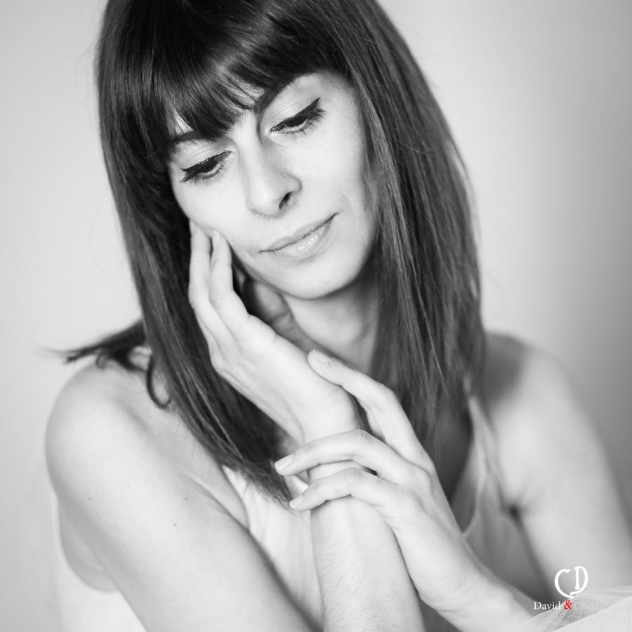 Portrait de femme by Christel