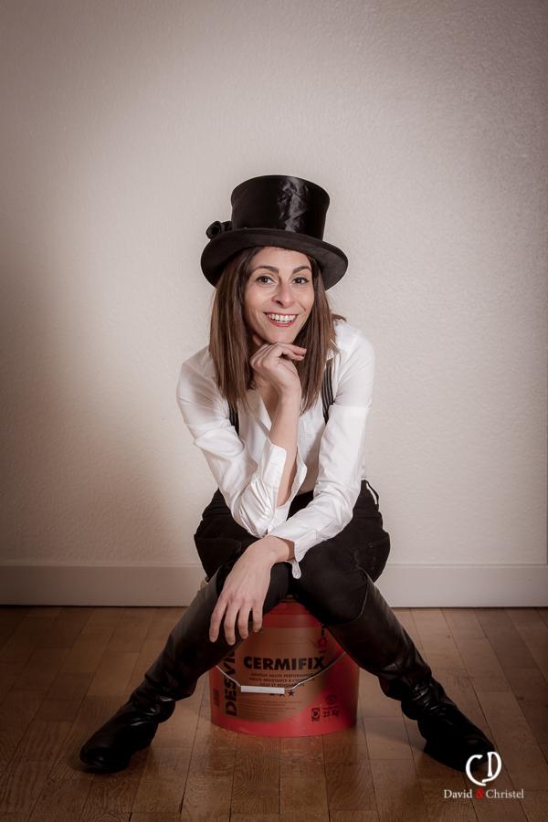 Portrait femme 34