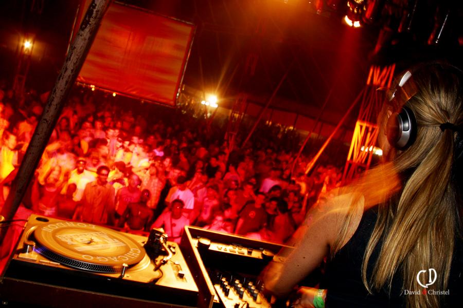 DJ MISS Blondie
