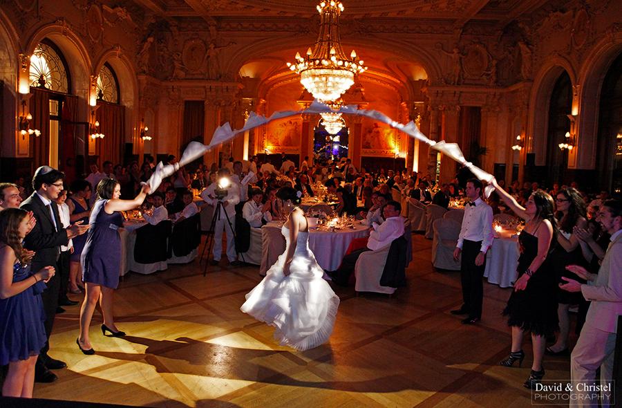 tradition juive lors d'un mariage juif