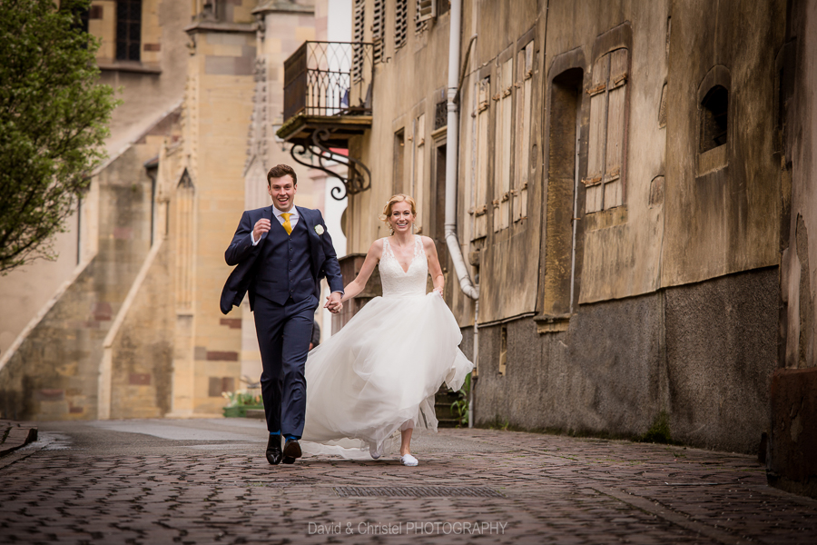 Mariage au Château d'Iisenbourg