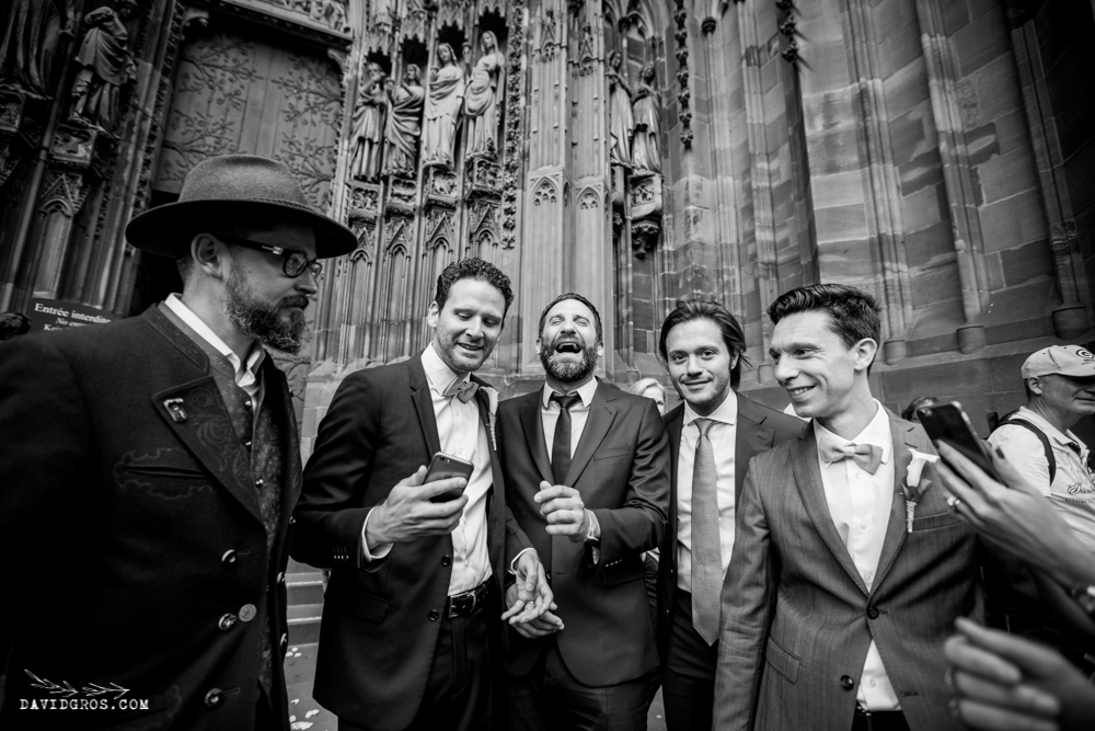 mariage cathedrale de strasbourg