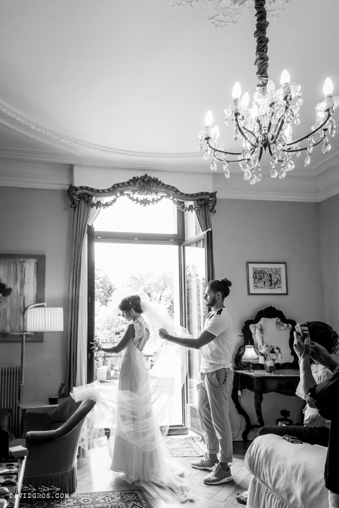 preparatifs mariage