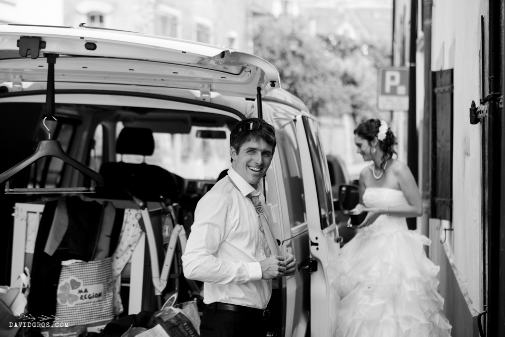 mariage wild