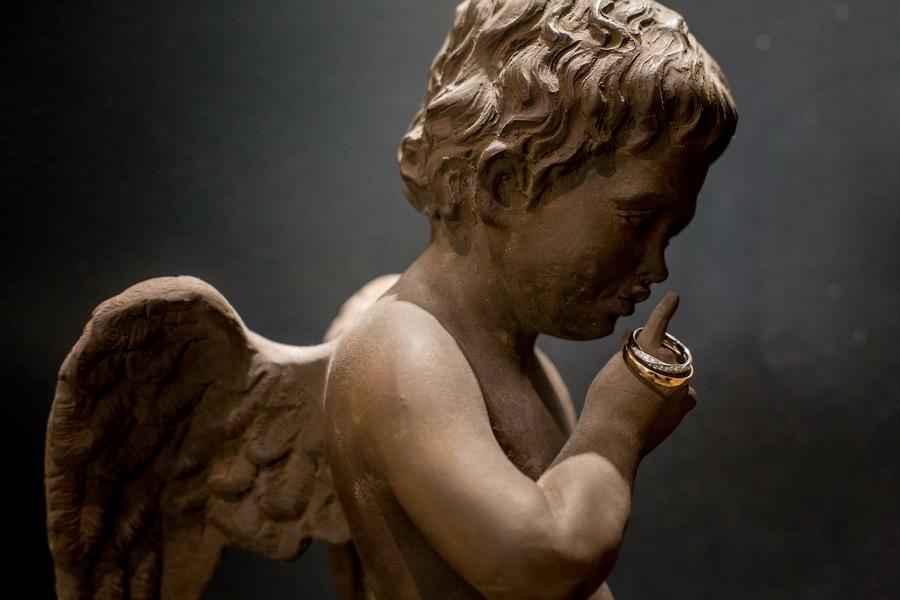 Cérémonie laïque à la cour de honau