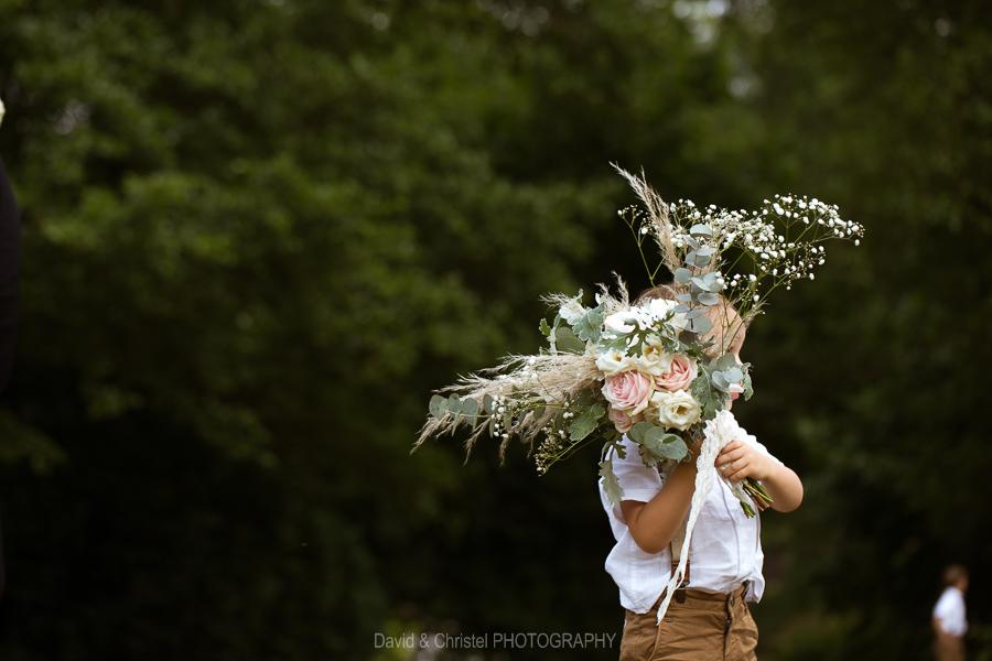 Mariage à l'auberge de la Forêt à Abreschviller